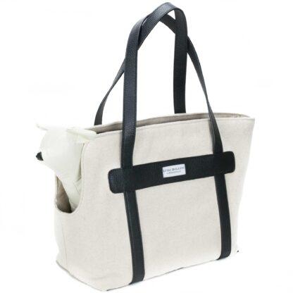 canvas dog bag