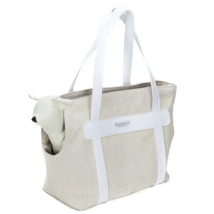 pet carrier made in canvas